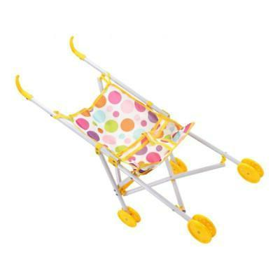 Baby Dolls Stroller Pushchair Kids Role Toys