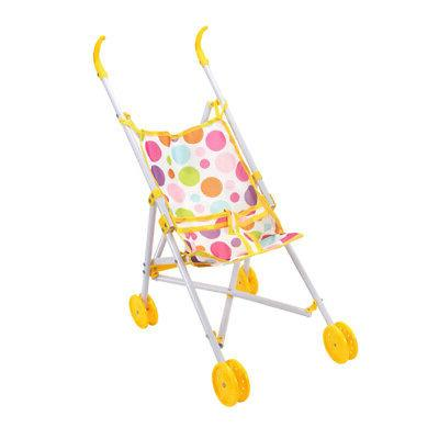baby dolls stroller foldable pushchair kids gift