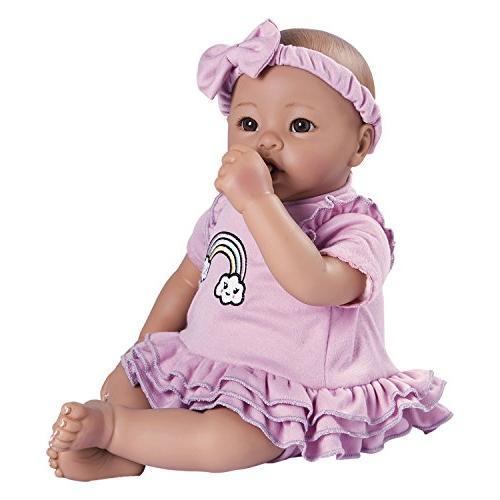 Adora Lavender Girl 3 Play Doll for Toddlers 3+ Bottle Soft