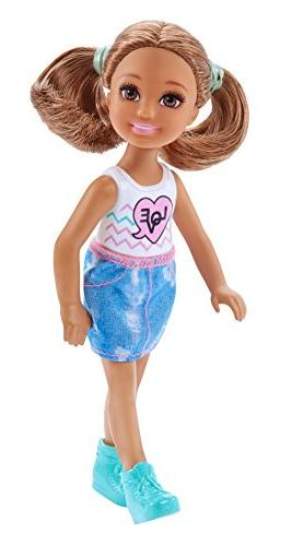 barbie club chelsea friends snack