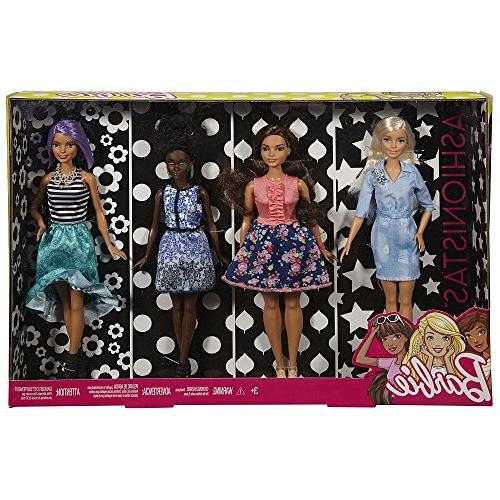 barbie fashionistas dolls