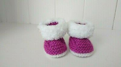 bitty baby 15 dolls hand knitted ugg