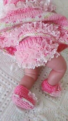 """AMERICAN GIRL BABY HAND OUTFIT 15"""" DOLLS CLOTHES"""