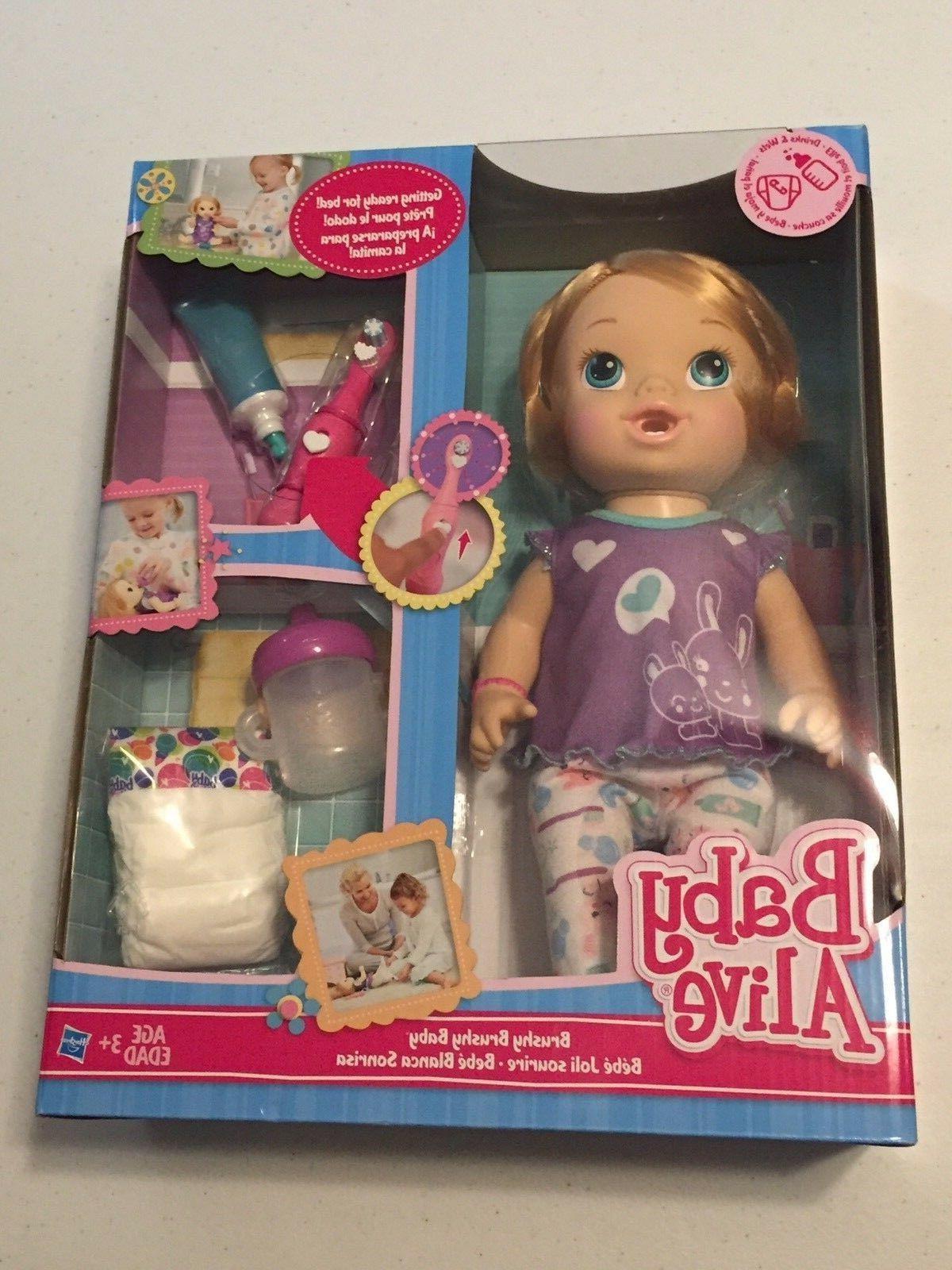 brushy doll