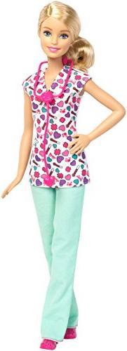 careers nurse doll