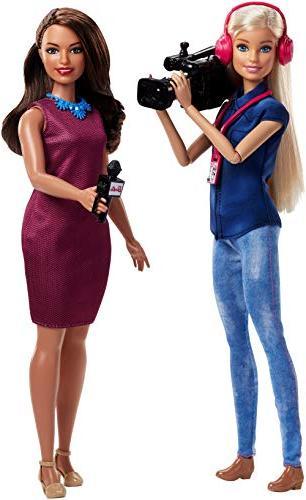 careers tv team dolls