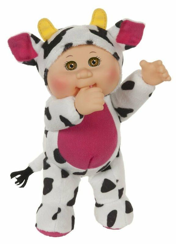 clara cow cutie baby doll 9