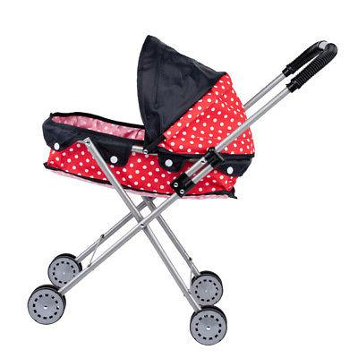 Cute Large-capacity Doll Stroller - Gift for