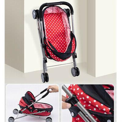 Cute Baby Doll Stroller - Gift for