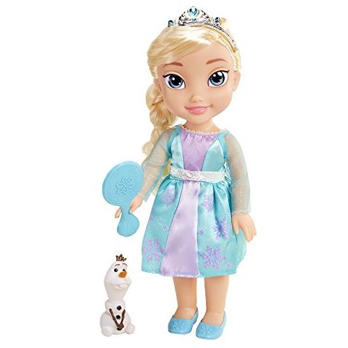 disney frozen toddler doll