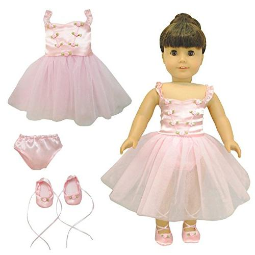 doll ballet ballerina outfit fit