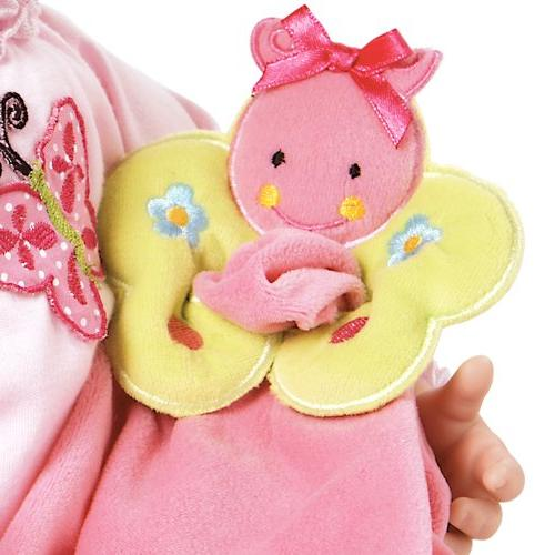 """Adora Romper 20"""" Weighted Doll Gift Set for 6+ Huggable Vinyl Cuddly Snuggle"""