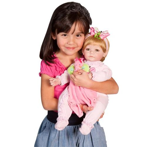 """Adora Butterfly 20"""" Weighted Gift Set for 6+ Huggable Snuggle Soft Toy"""