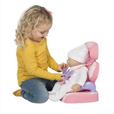Doll Car Booster Bring Your For Ride Baby Huggles