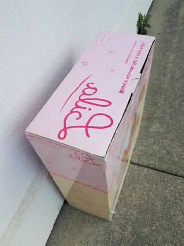 Corolle Mon Classique Baby Doll---Lila w/sounds box damage