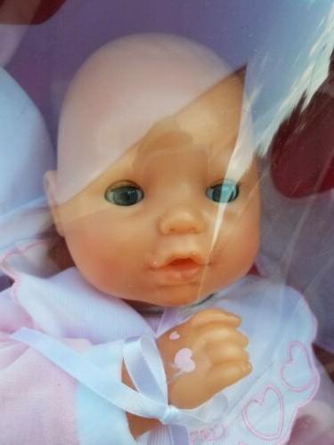 """Corolle Mon Classique 17"""" Doll---Lila w/sounds box damage UNUSED"""