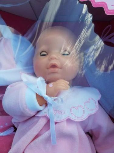 Corolle Mon Classique Baby Doll---Lila w/sounds