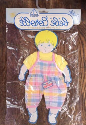 Corolle Be'be Baby Doll Clothes/ Clothing Overalls
