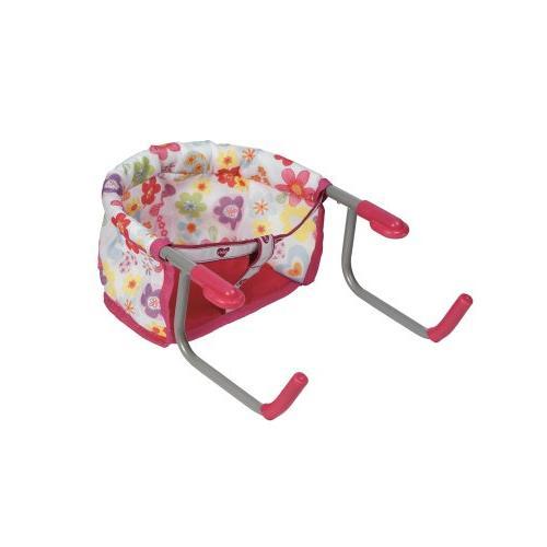 doll portable table feeding seat
