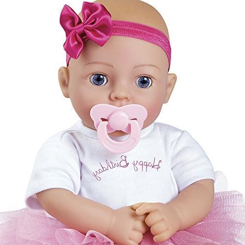 "Adora Set"" 16 Baby Doll Washable Holiday, Christmas, Gift Present Child"