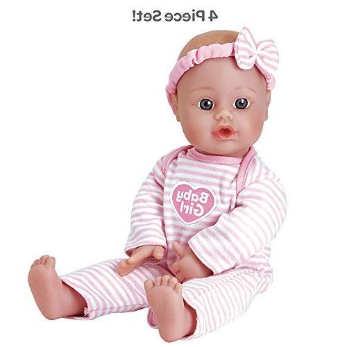 doll washable soft vinyl play