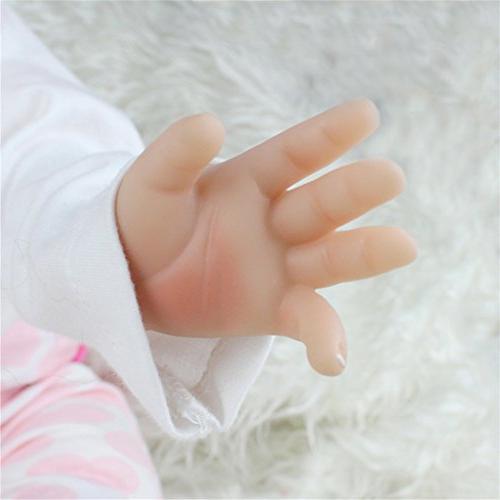 TraveT Dolls Reborn Gift Handmade Full