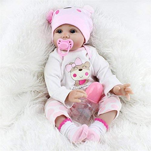 dolls realistic lifelike newborn silicone