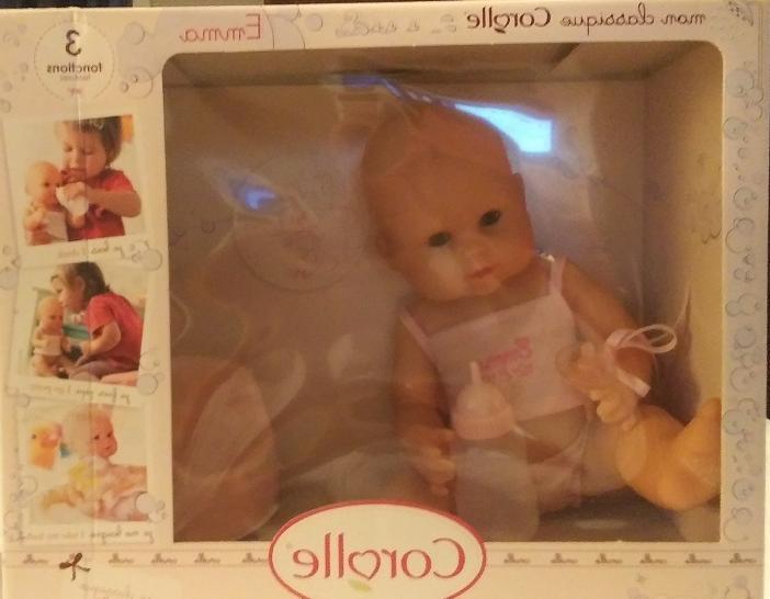 emma potty bath doll