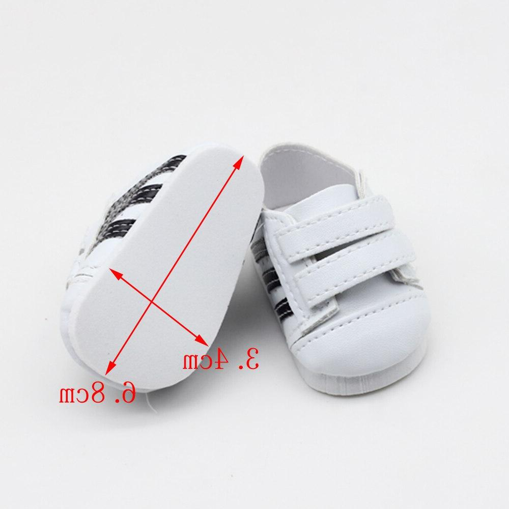 Fashionable shoes for <font><b>dolls</b></font> fits cm <font><b>baby</b></font> <font><b>dolls</b></font> accessories and American' <font><b>doll</b></font>