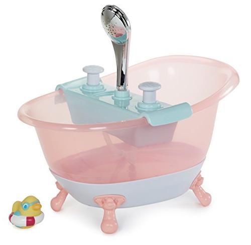 foaming bath tub