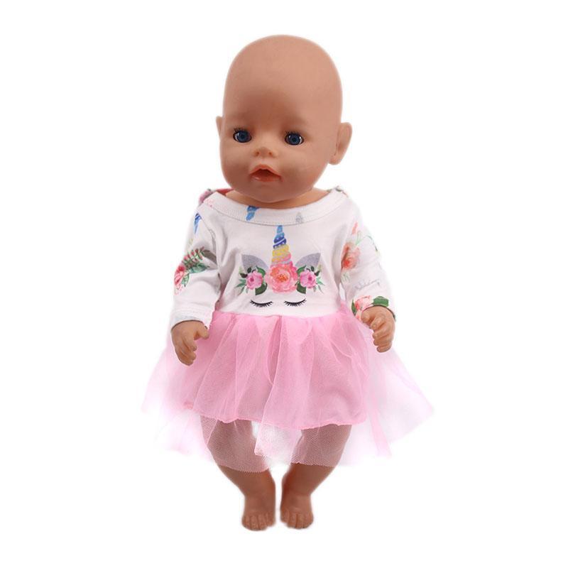 <font><b>Doll</b></font> <font><b>Clothes</b></font> Styles T-Shirt+Skirt/Pants 18 Inch American Cm For <font><b>Our</b></font>