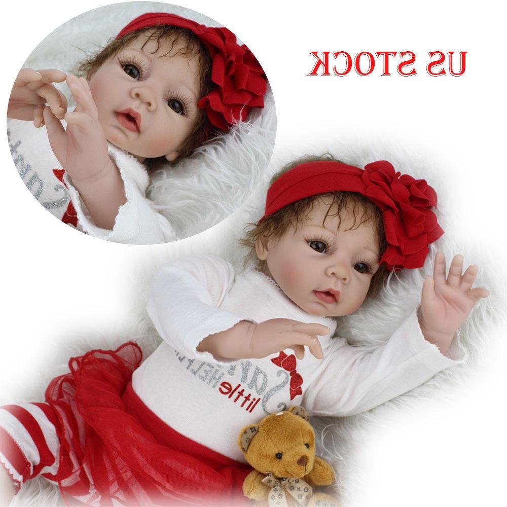 Realistic Newborn Gift Vinyl Dolls