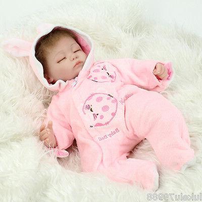 Lifelike Real Silicone Baby Gift