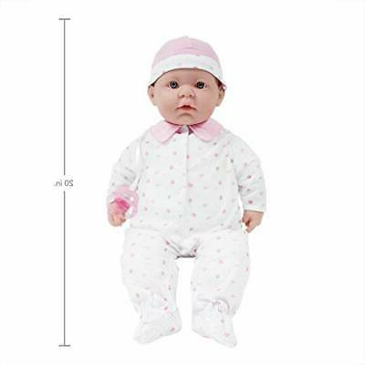 , La Baby Soft Doll - 2 Or Desi
