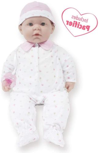 , 20-inch Soft Pink Doll Children 2 Years Desi