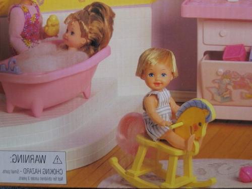 Barbie KELLY Own Playset