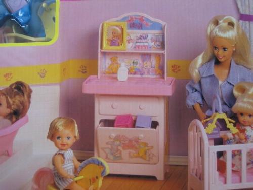Barbie Very Own Nursery