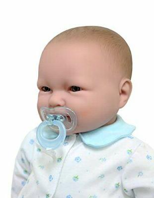 , La Baby Soft Blue Doll For 2 Years Or Older, Desi