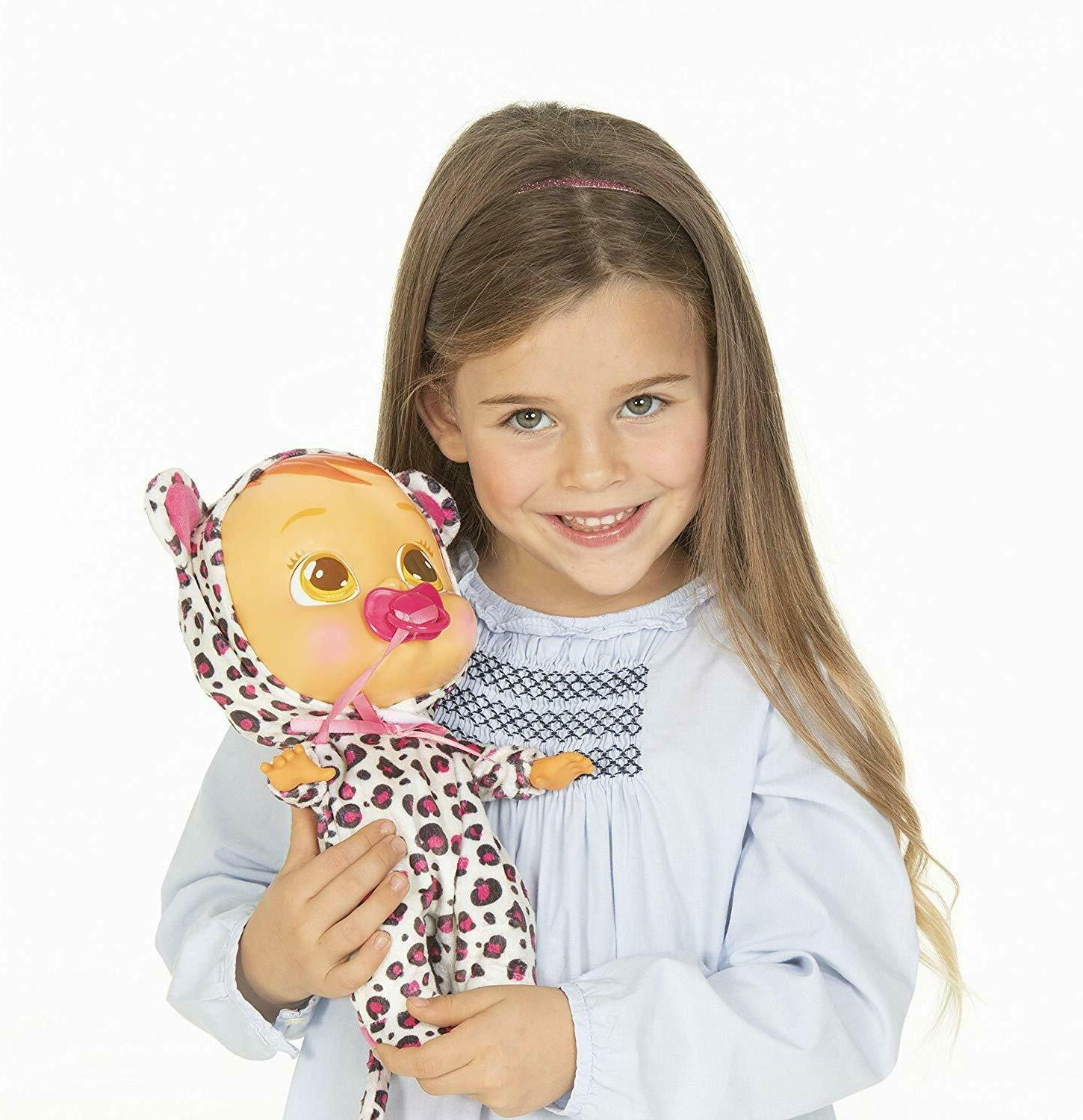 Cry LEA Doll - Crying toy real