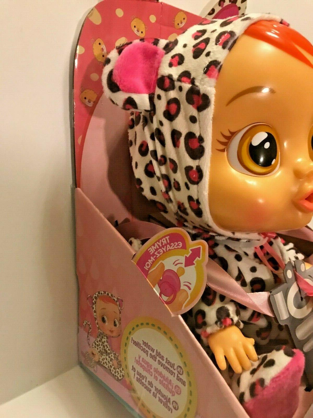 Cry LEA Doll - Crying toy cries