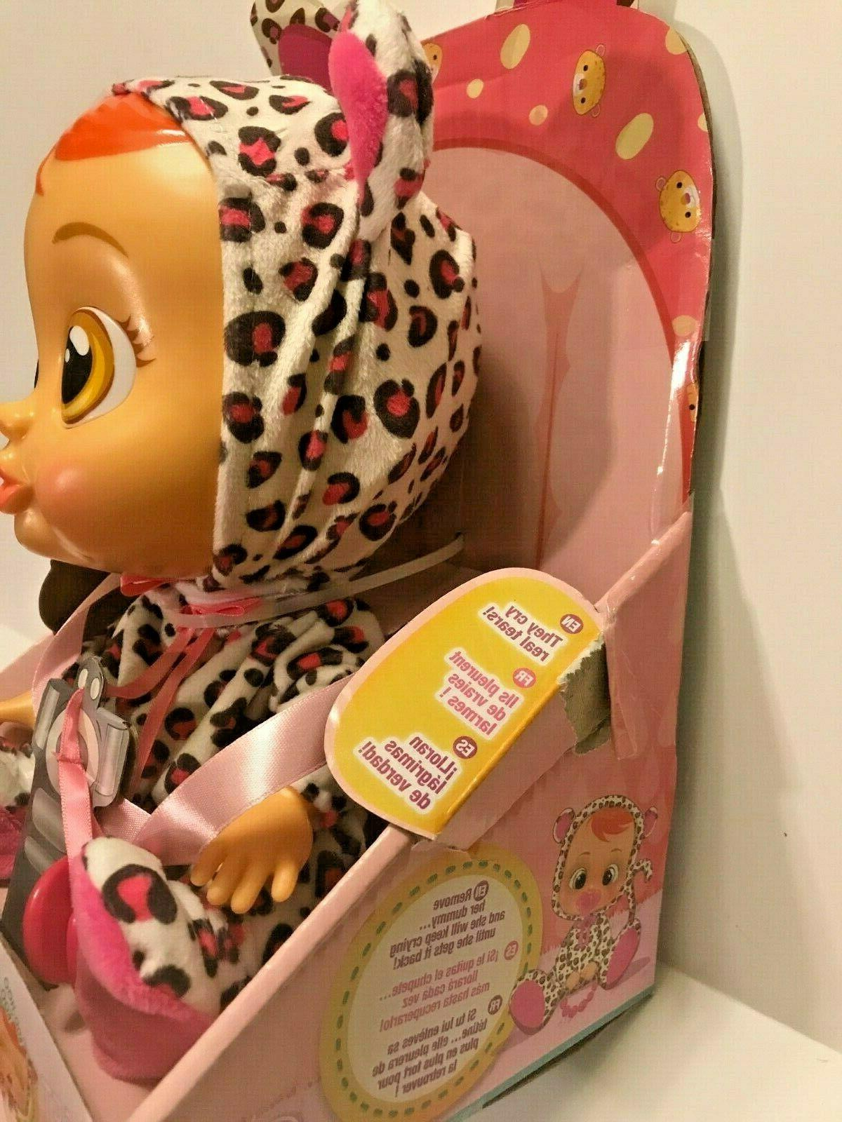 Cry Babies Doll - Crying toy cries