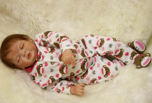 lifelike baby silicone gift doll dolls 22