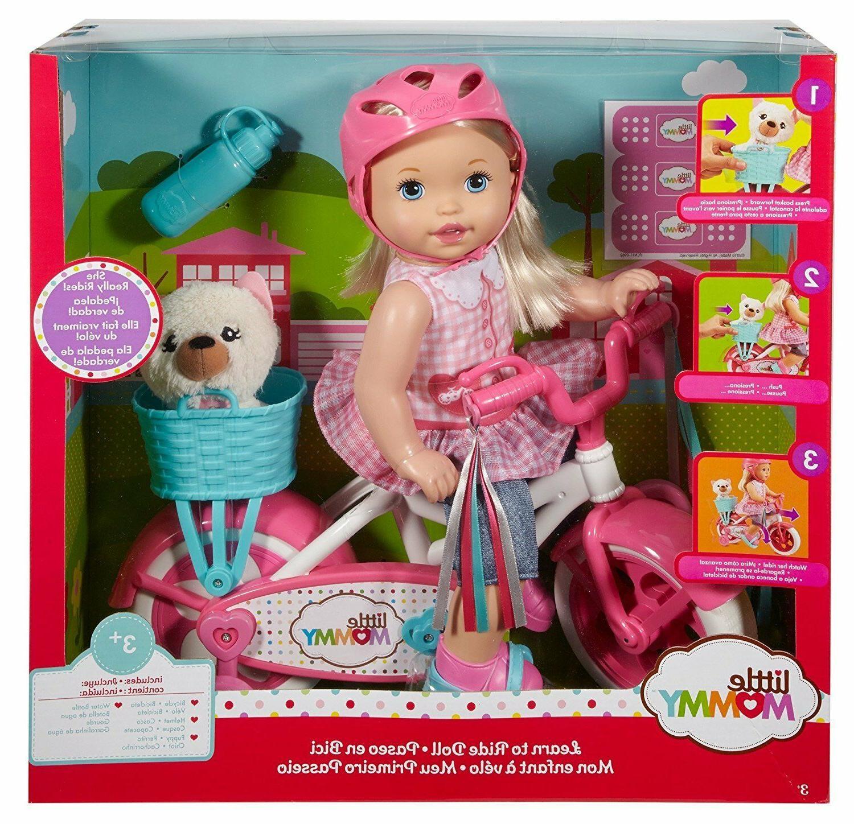 Little Learn Ride Doll