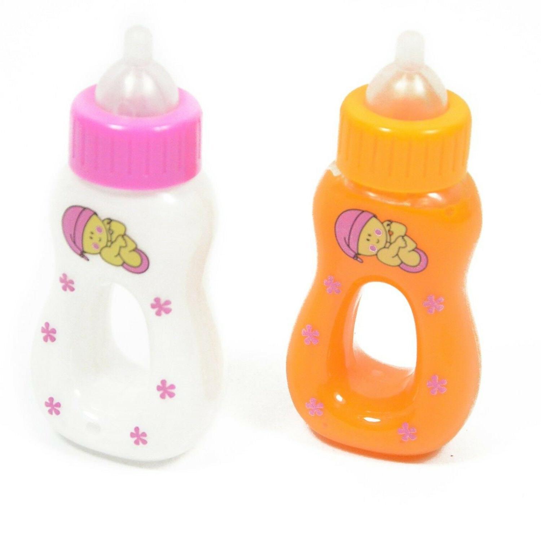 magic juice and milk bottle set