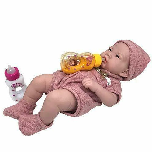 The Collection Bottle Baby Dolls Lightweight