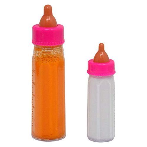 newyork magic milk juice bottle