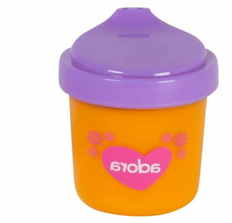 Adora Sippy Bottle Juice for NEW