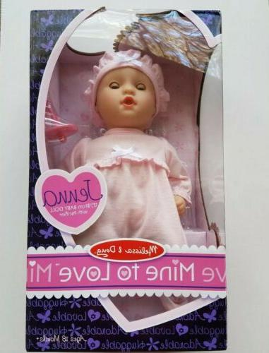 "Melissa Doug To Doll 12"" Brand In Sealed"