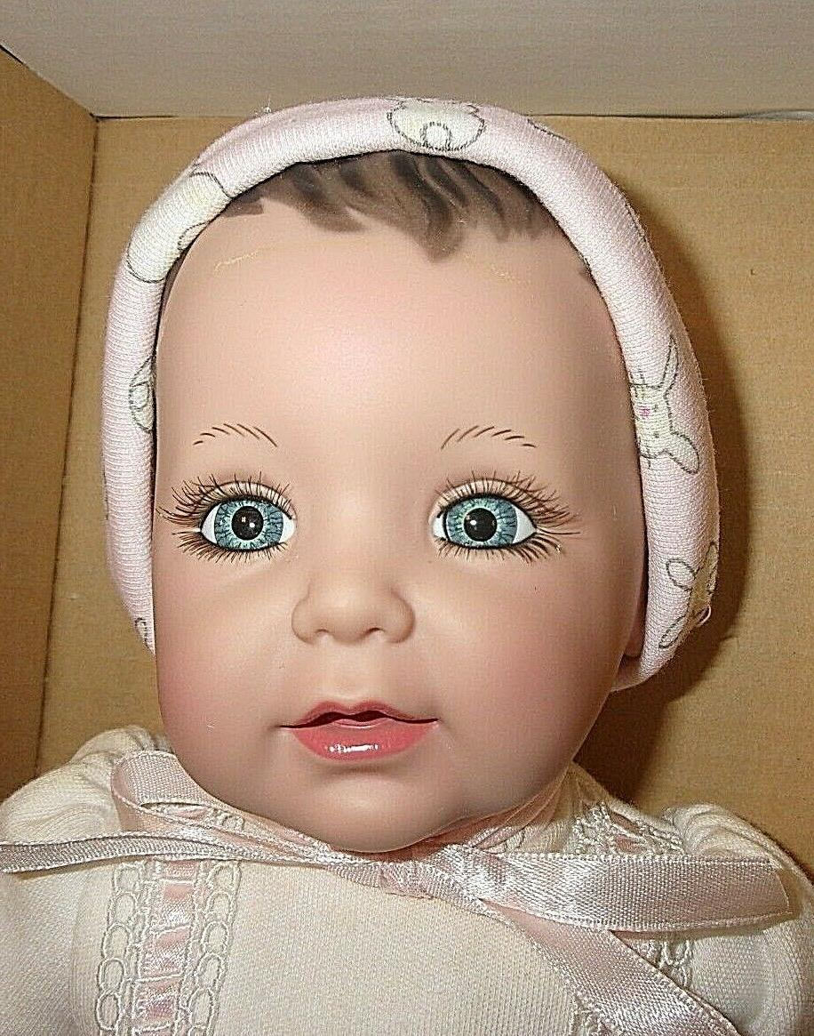 """MIB LIMITED EDITION 13"""" COLLECTIBLE BABY"""