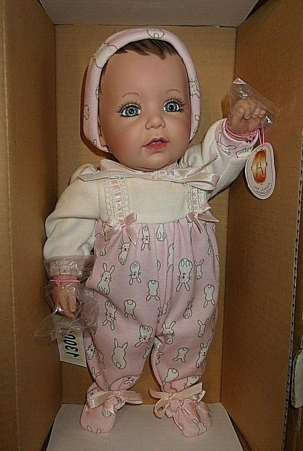 mib limited edition 13 collectible baby doll
